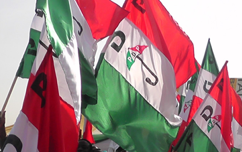 Image result for images of PDP flag