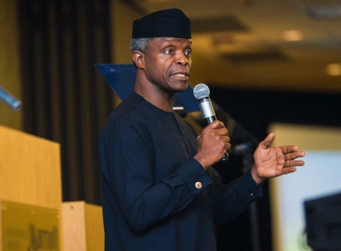 Osinbajo Urge Nigerians to Reject Corrupt Practices 1
