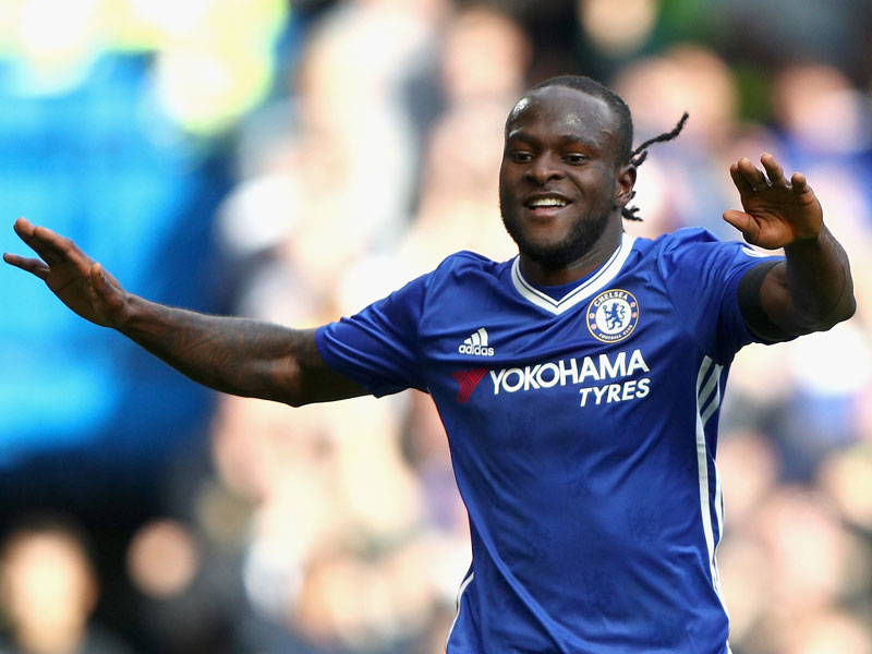 Victor Moses; Heading Back Home