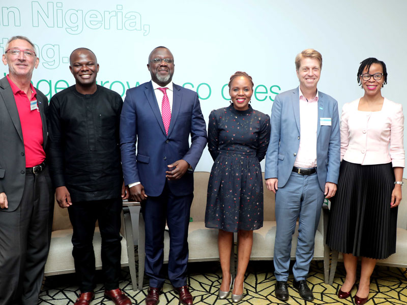 Image result for BASF Unveils Application Technology Laboratory In Nigeria