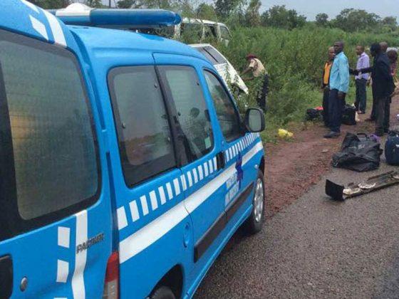 2 Die, 8 Injured in Ogun Crash