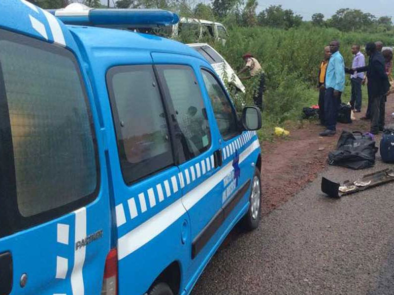 Image result for Accident claims four on Lagos – Abeokuta expressway