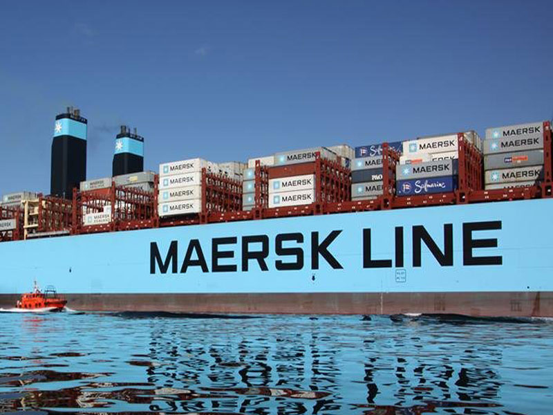 Image result for A.P. Moller - Maersk Grows Revenue 2018