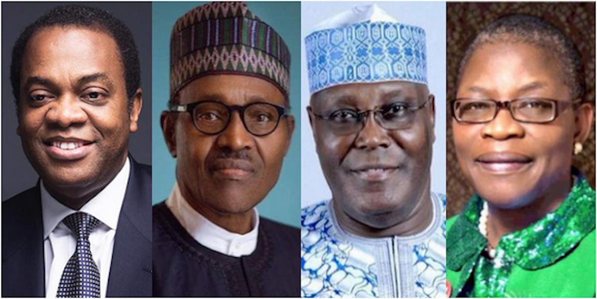 """Résultat de recherche d'images pour """"election nigeria 2019"""""""