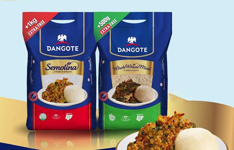 Dangote Flour Mills Plc
