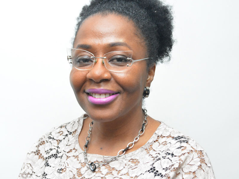 Image result for Group Managing Director of the Nigerian Aviation Handling Company Plc (NAHCO), Mrs. Olatokunbo Fagbemi