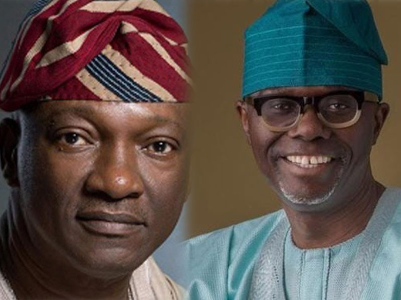 Image result for Sanwo-olu,  Agbaje Scramble For Igbo Support