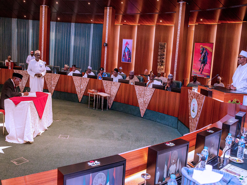 Image result for Buhari's first term: A Look at Foreign Affairs Ministry Scorecard