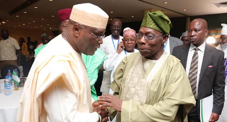 Image result for Obasanjo, Atiku, Saraki Perfect Plan To Unseat President