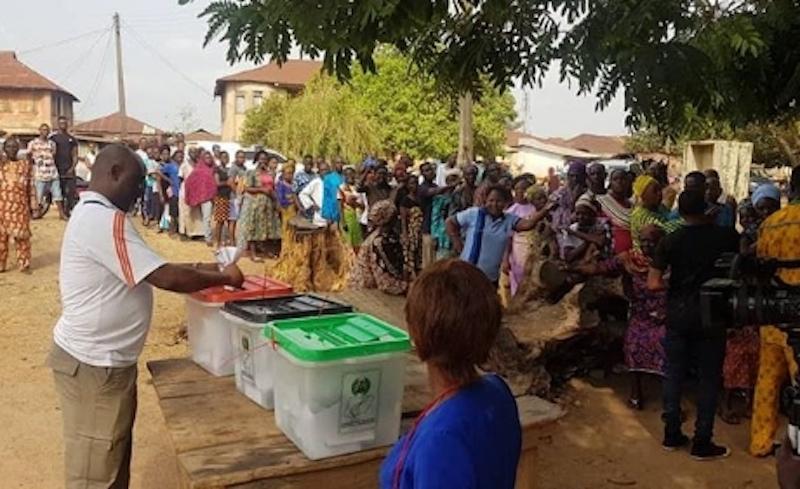 Image result for Enugu Elections Peaceful: Observers