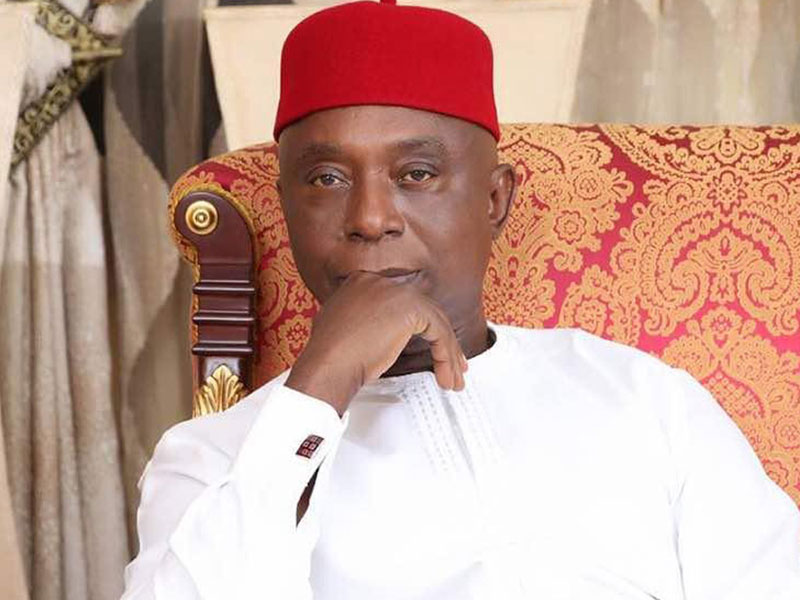 Prince Ned Nwoko. Photo: THISDAYLIVE