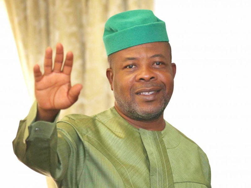 Image result for new imo state governor