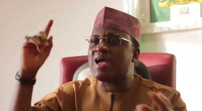 Don't move from honour to dishonour, Marafa warns Oshiomhole