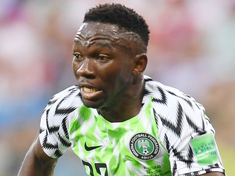Image result for Omeruo eyes AFCON title with Super Eagles