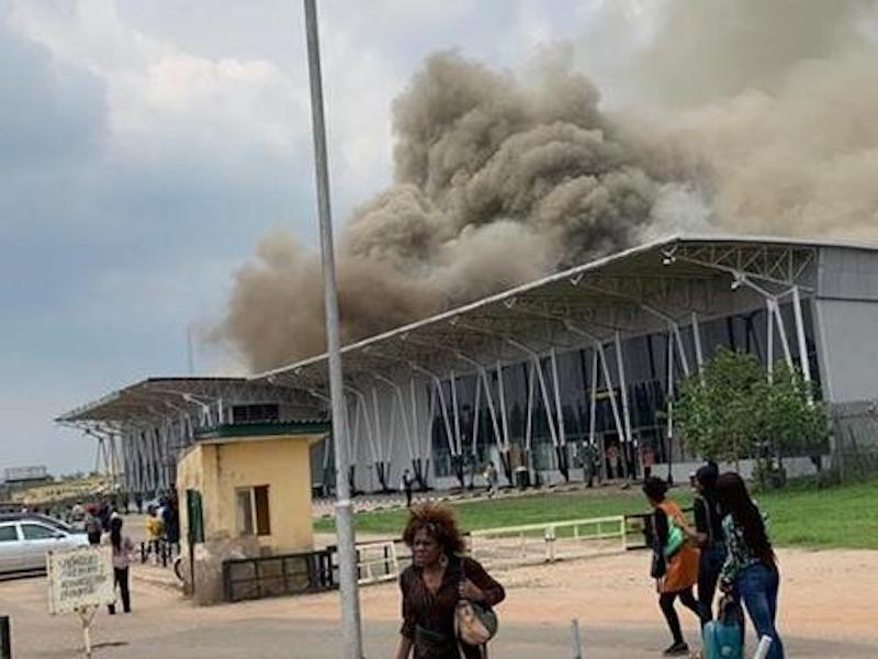 Imo State House of Assembly to look into remote cause of airport fire outbreak