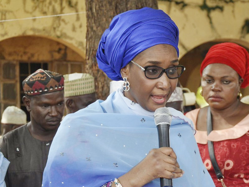 Image result for FG donates relief materials to flood victims in Adamawa