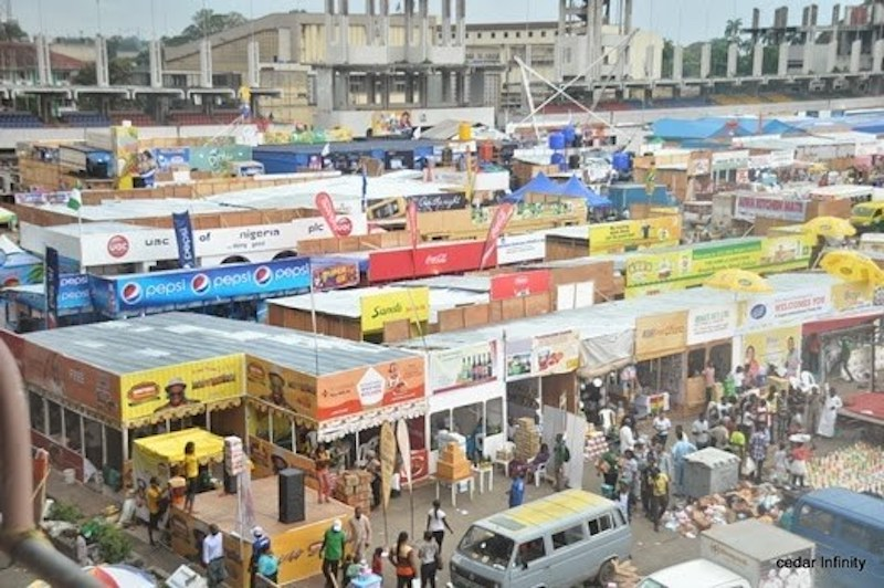 Border Closure: FG Grant Ghana Access To Attend Lagos Trade Fair