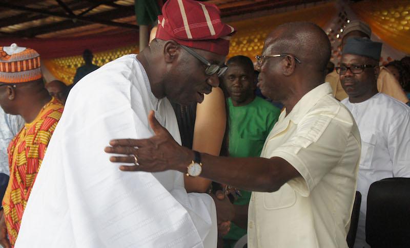 Image result for obaseki oshiomhole
