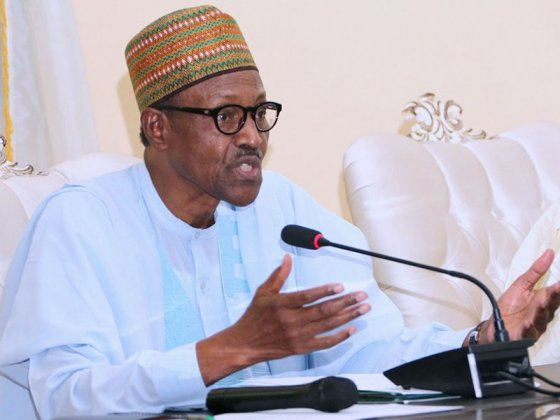 Muhammadu Buhari Is Unhappy About Ongoing Public Spat Ruling All Progressives Congress
