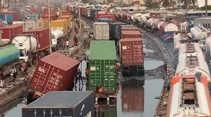 Apapa Gridlock: 'Operation Totality' Begins Monday