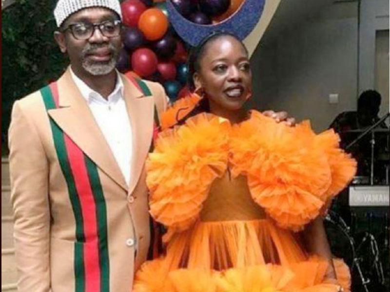 Fashion Forward? As Speaker Femi Gbajabiamila's Wife, Salamatu, Creates a Stir with Dress Sense