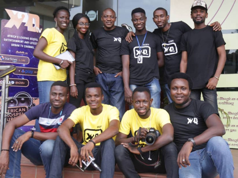 X2D, A Christian Entertainment Channel, Births on Star Times