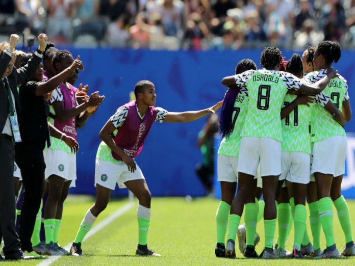 Falcons Defeat S' Korea to Revive Hope of Reaching Knock out Phase