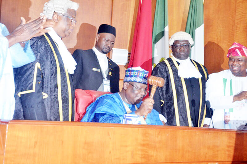 Slowly, 9th National Assembly Settles to Business