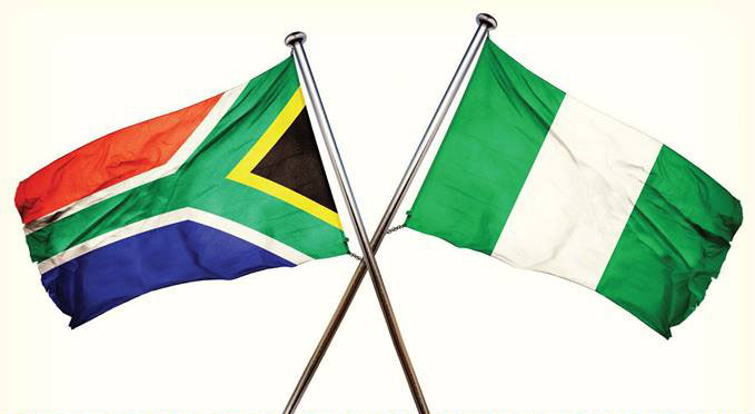 Image result for South Africa and Nigeria
