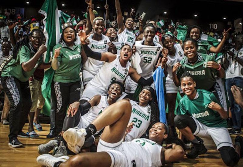 Nigeria's D'Tigress Beats Senegal, Wins Afrobasket Title