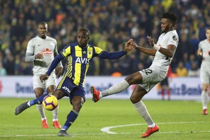 Victor Moses Scores As Fenerbahce Win Big In Season Opener