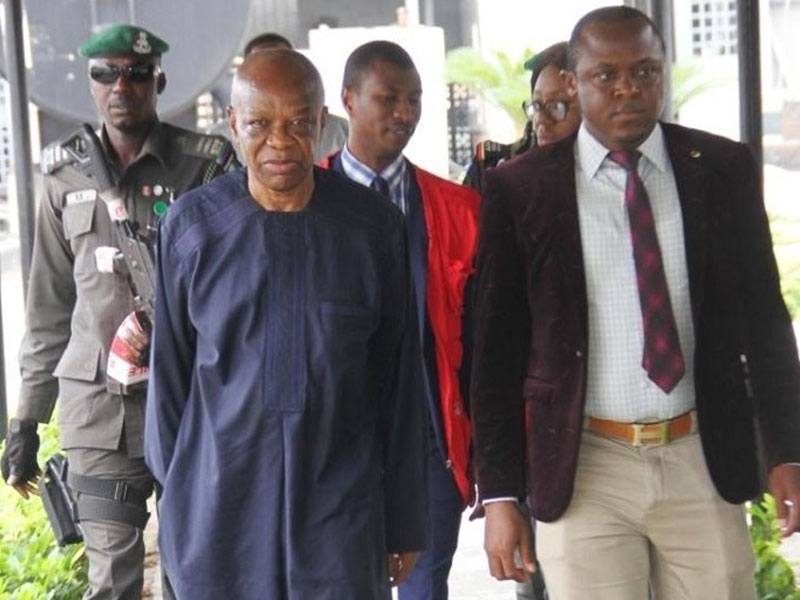 Court Grants Iwu, Ex-INEC Chair Record N3b Bail - THISDAYLIVE