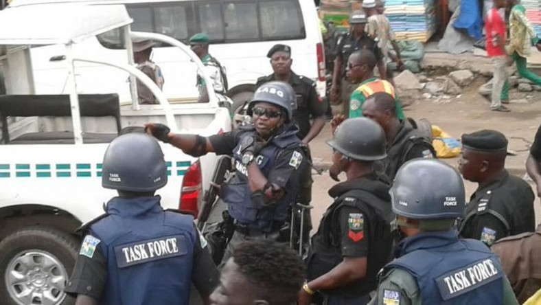 Police rescue 19 pregnant girls, four children from Lagos 'baby factories'
