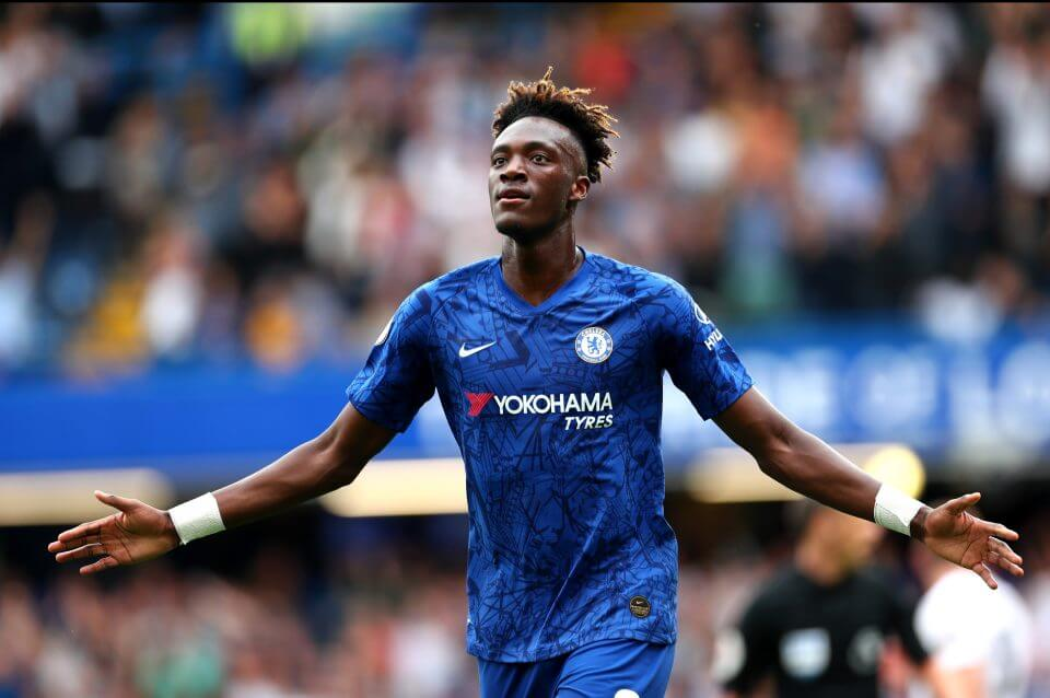 Tammy Abraham leads way for Chelsea's English youngsters