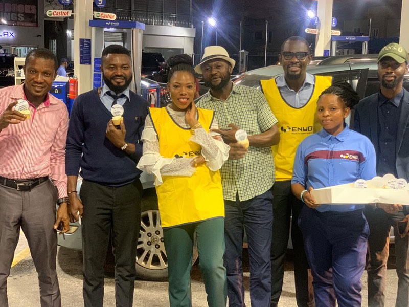 Image result wey dey for  Enyo Celebrates Customer Service Week
