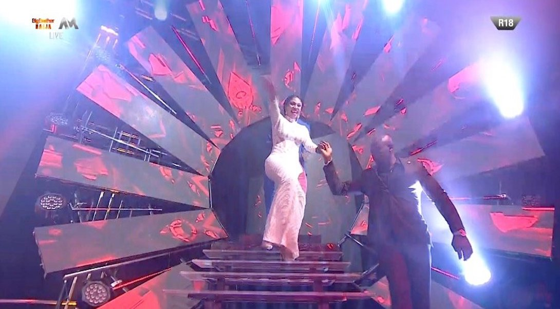 Image result for images of Mercy Was Crown As Winner Of The 2019 Big Brother Naija Reality Show