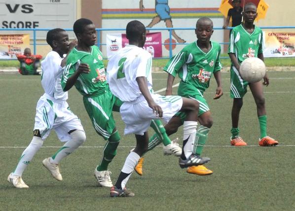Lagos State Jof U 13 Football Championship Kicks Off Thisdaylive