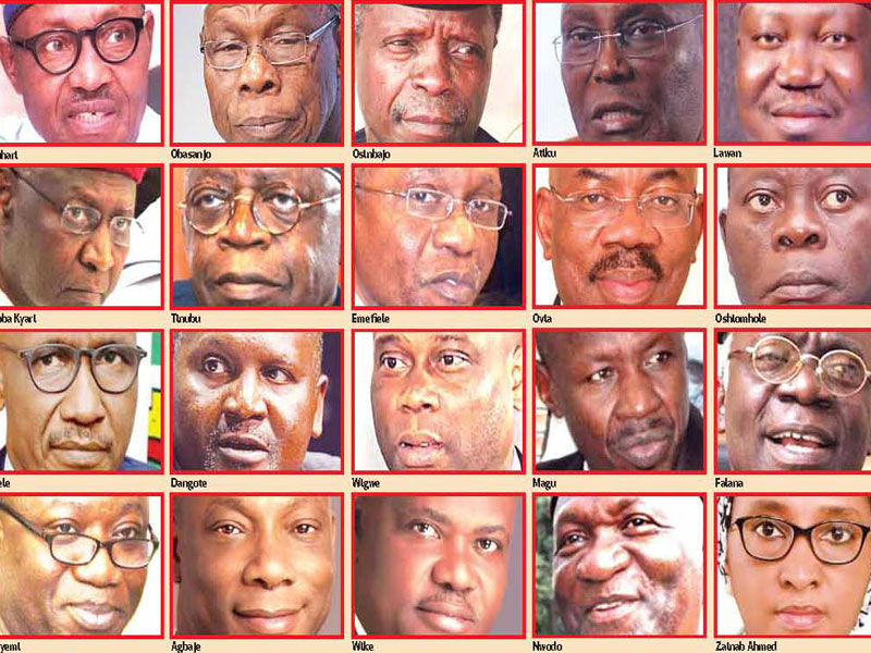 20 Nigerians Who Will Shape Nigeria's Policy and Politics in 2020 - THISDAY Newspapers