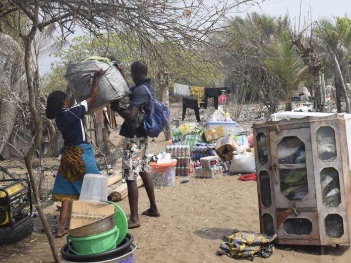 Controversy around Tarkwa Bay Eviction
