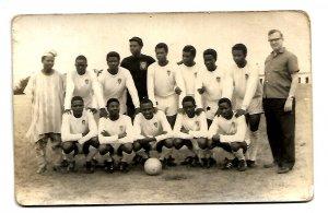 School Soccer: How Emma Okwuokei, Ben Popoola Helped St. Thomas Aquinas Win '69 Western State Champions