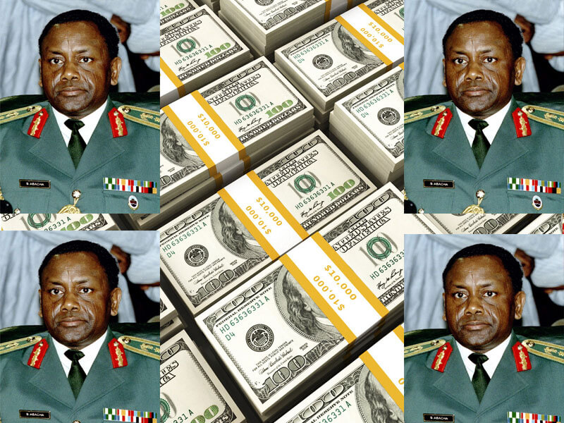 Nigeria will repay Abacha's loot if stolen again