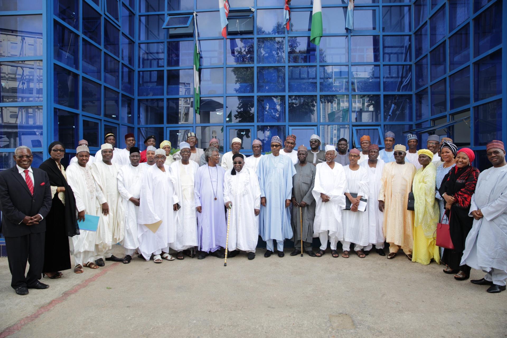 Presidency: Northern Elders' Forum Lacks Credible MembershipTHISDAYLIVE