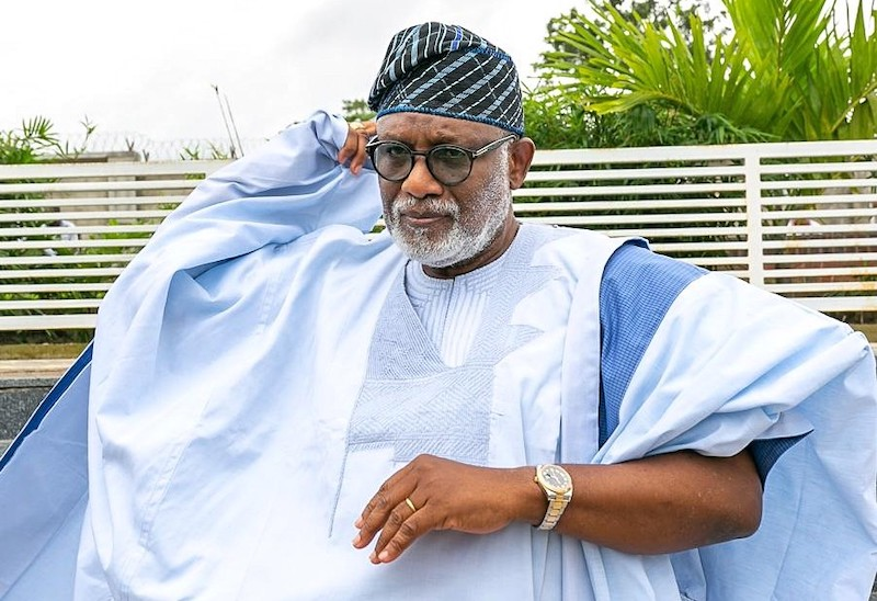 Ondo South Agrees to Support Akeredolu, Says Oke - THISDAY Newspapers