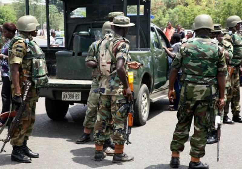 Military, Police Ring Abuja to Forestall Boko Haram Attack