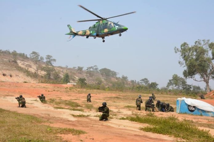 How Troops Overran Terrorist Camps, Killed 60 Insurgents in North-east