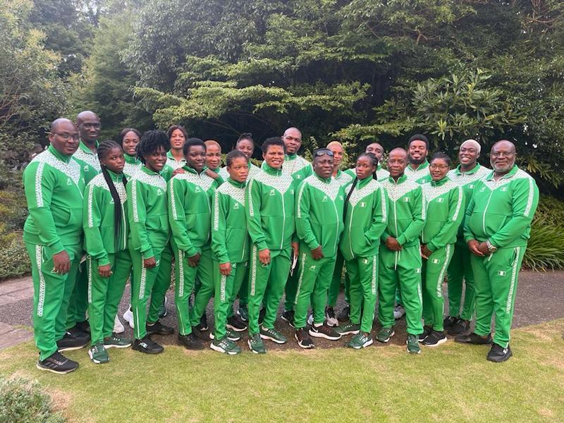 OLYMPIC GAMES  Team Nigeria Athletes Aim to Rewrite History as Tokyo 2020 Begins