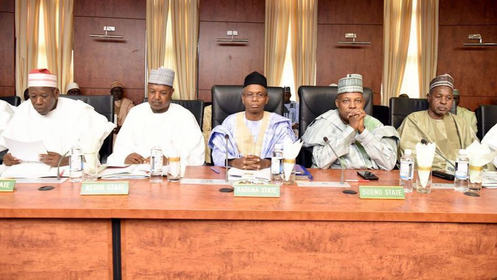 Northern Govs: South's Call for Power Shift Unconstitutional