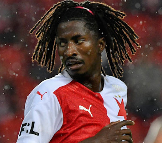 Olayinka Thrilled by Performance  against Arsenal in Europa League