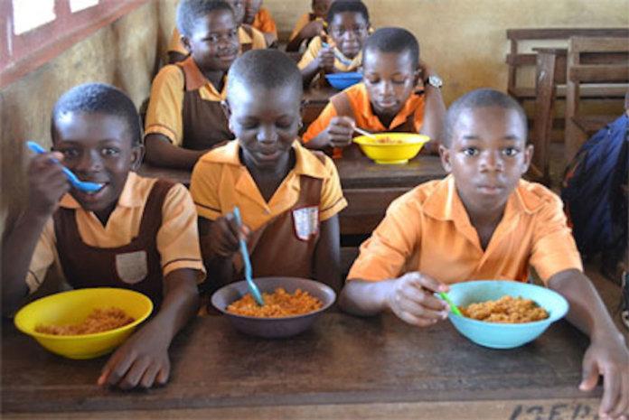 NIGERIA'S HOME-GROWN SCHOOL FEEDING PROGRAMME