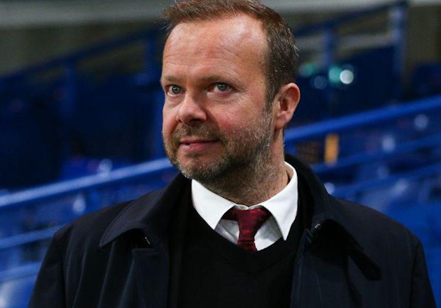 Ed Woodward Quits Man Utd   THISDAYLIVE